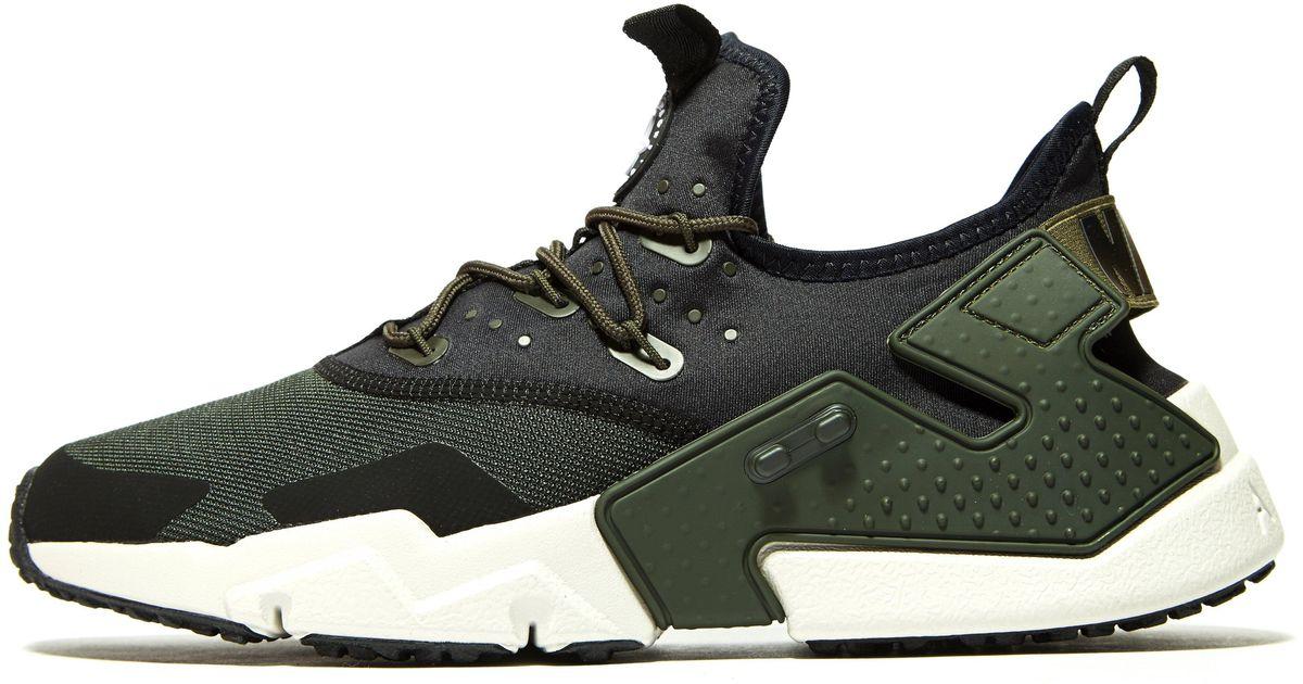 914872d4bda31 Lyst - Nike Air Huarache Drift in Green for Men