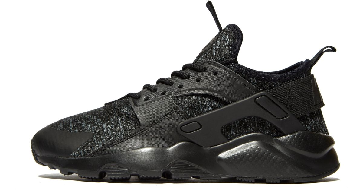 new style 4718b 4903e Nike Air Huarache Ultra Breathe Junior in Black for Men - Lyst