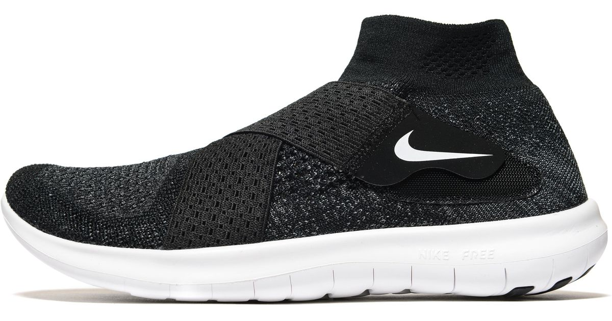 346bcb49c717 Lyst - Nike Free Motion Flyknit 2 in Black for Men