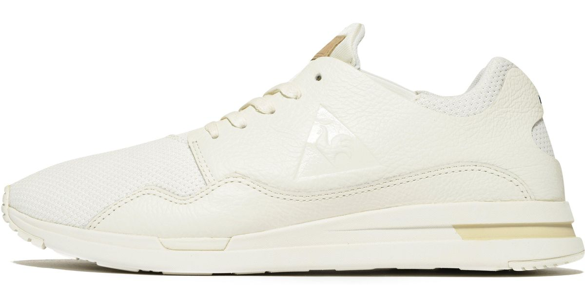 a9a18ba6020 Lyst - Le Coq Sportif Lcs R Pure Mono Luxe in White for Men