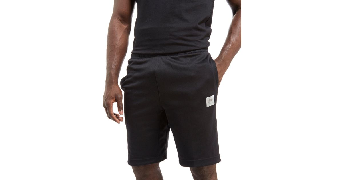 ac30a97b245 Lyst - Nike Air Max Poly Shorts in Black for Men