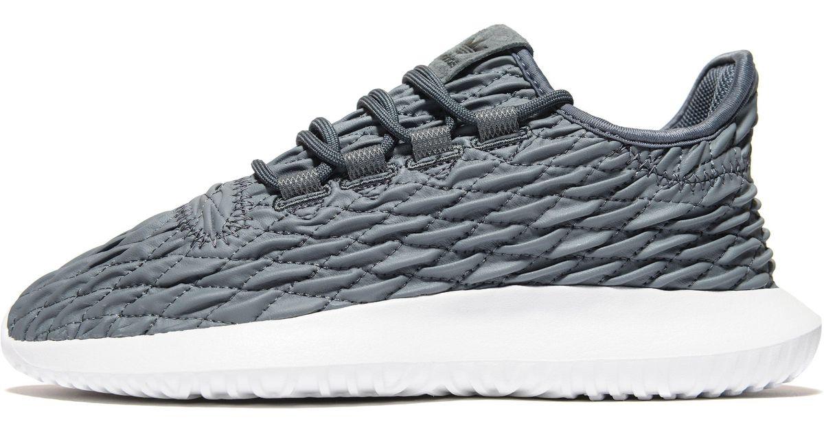 Adidas Originals tubular sombra lux en gris para hombres Lyst