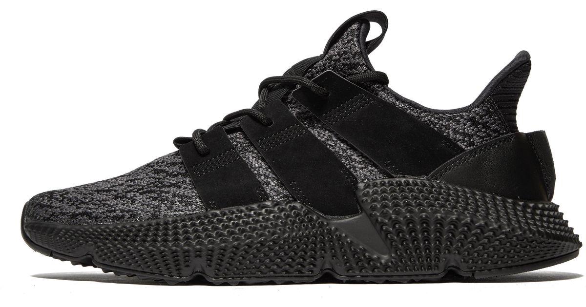 newest cc242 8c7f9 adidas Originals Prophere in Black for Men - Lyst