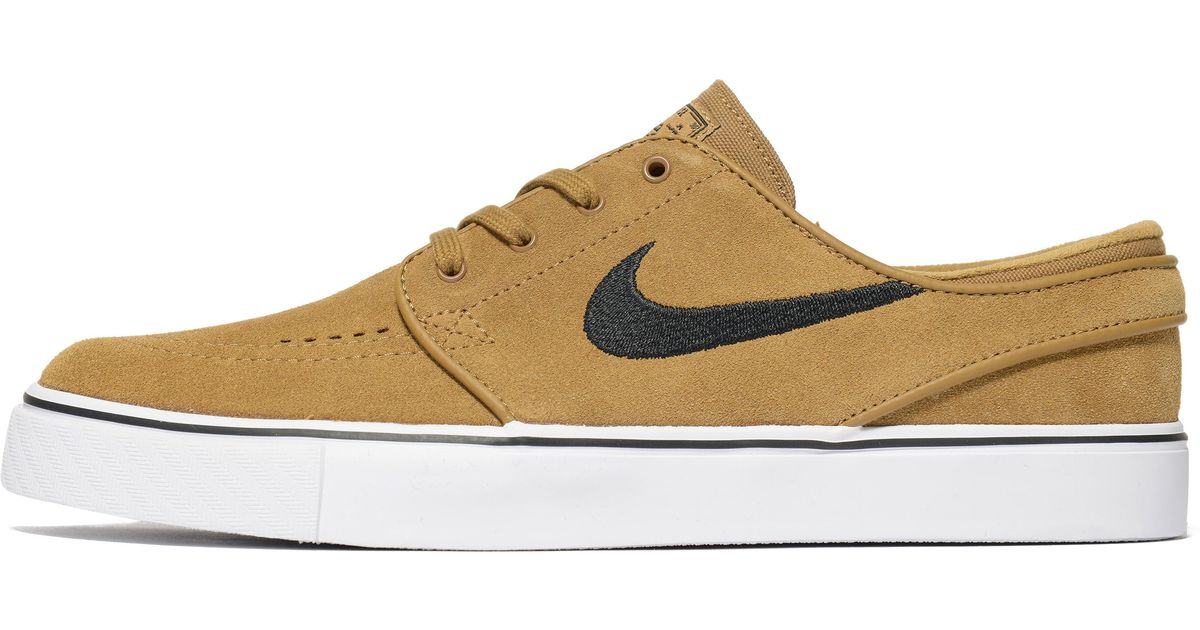 0727ceaacf5e4d Lyst - Nike Zoom Janoski in Natural for Men