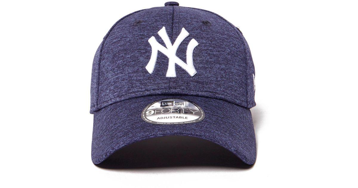07c3e0596ab Lyst - Ktz Mlb New York Yankees 9forty Cap in Blue for Men