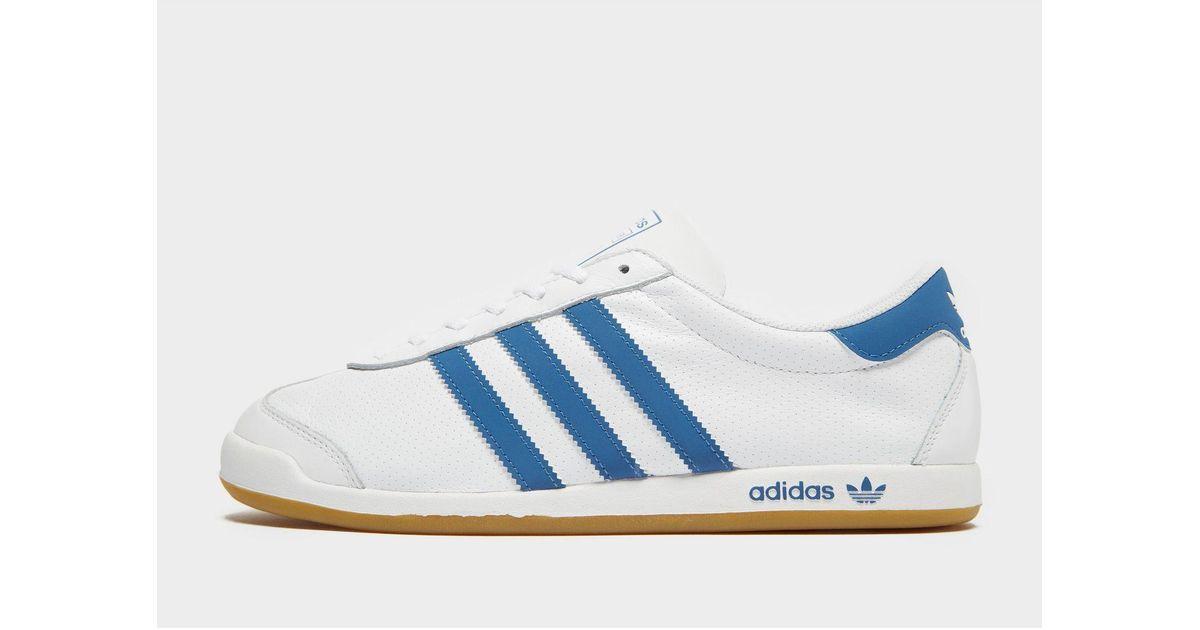 9e835edcb46bc8 adidas Originals The Sneeker in Blue for Men - Lyst