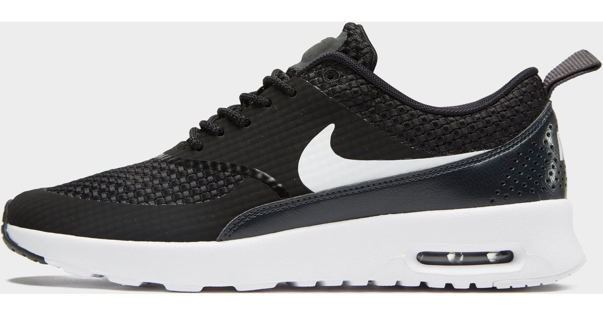 f39472505c Lyst - Nike Air Max Thea Woven in Black for Men