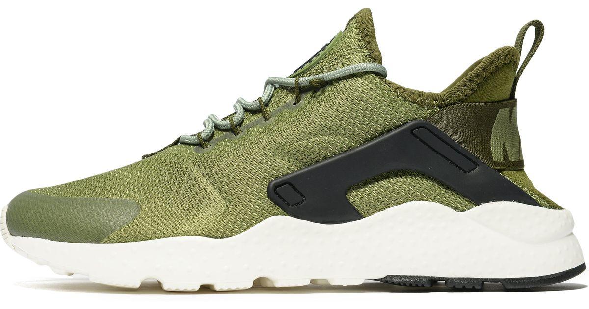 5867690644dbf Lyst - Nike Air Huarache Ultra in Green