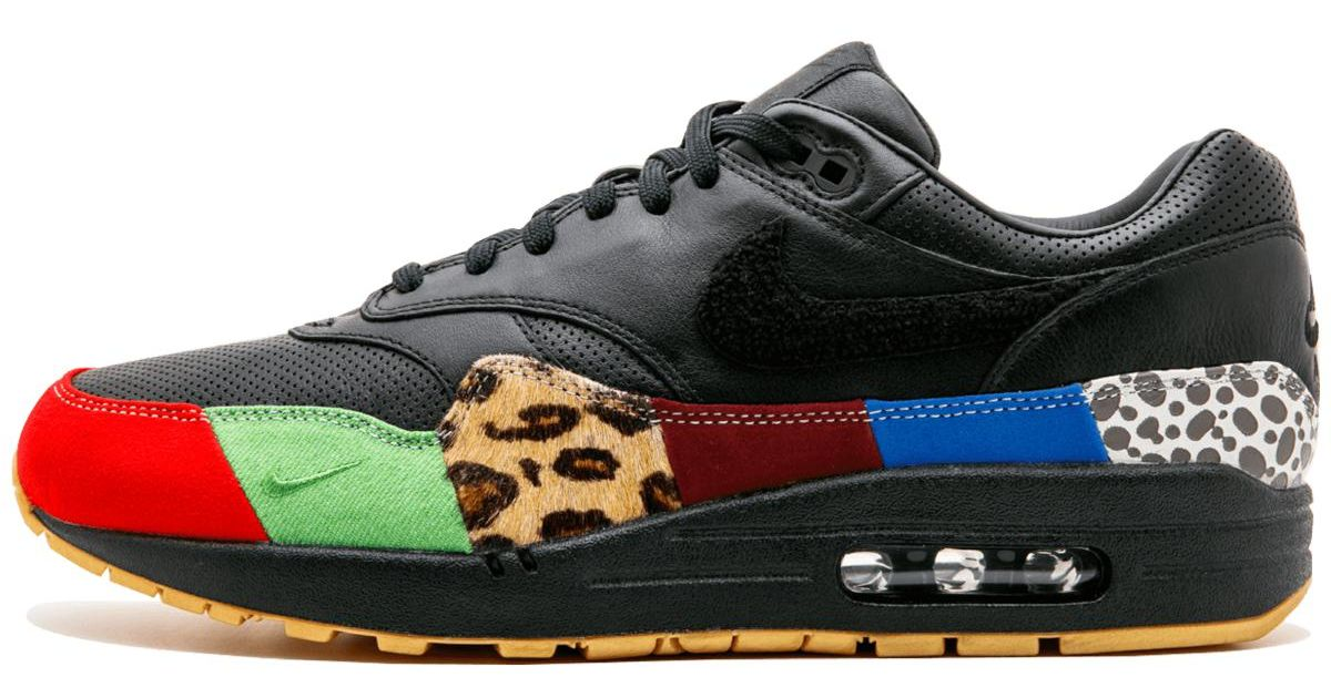 best service 717a9 571f0 Lyst - Nike Air Max 1 Master 910772-001 in Black for Men