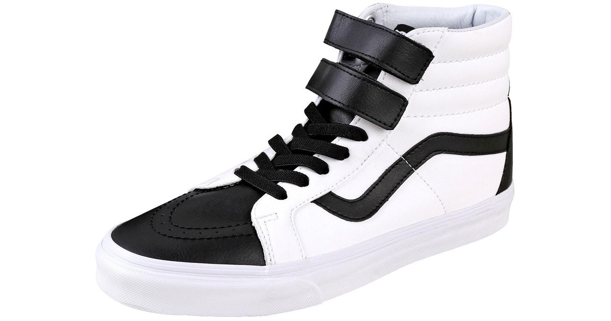 636948b31d Lyst - Vans Vn-0a3mv6nqr  Classic Tumble Sk8-hi Reissue V Sneaker in Black  for Men