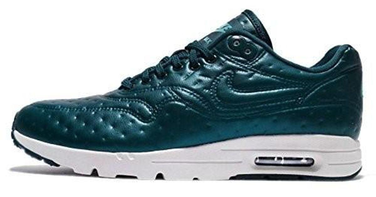Nike Blue W Air Max 1 Ultra Prm Jcrd Lyst