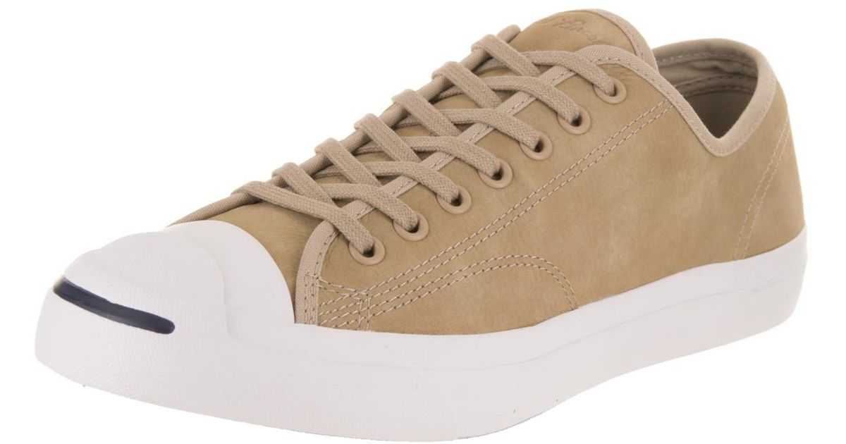 aa81db165e6e Lyst - Converse Unisex Jack Purcell Jack Ox Basketball Shoe 7 Us   9 Us in  White