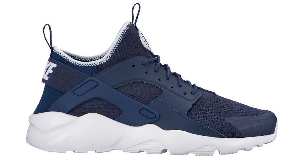 bd20c5984709 Lyst - Nike Air Huarache Ultra Fashion Sneakers (10) in Blue for Men