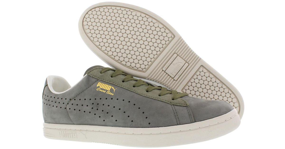 huge discount 784f5 b406c PUMA - Gray Court Star Citi Nbk Shoes Size 7 for Men - Lyst