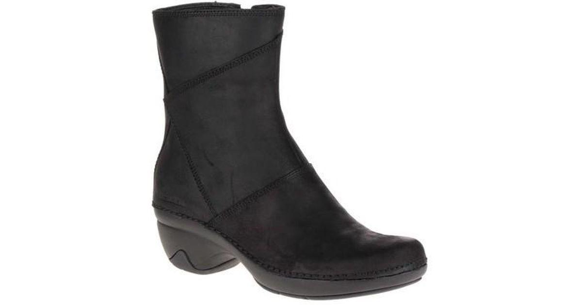 Merrell Emma Mid Leather Boot UWpeuBF