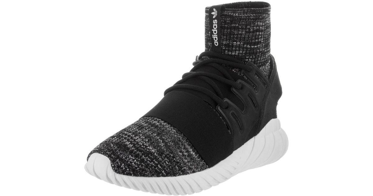 Lyst adidas nero doom pk in nero per le scarpe per gli uomini