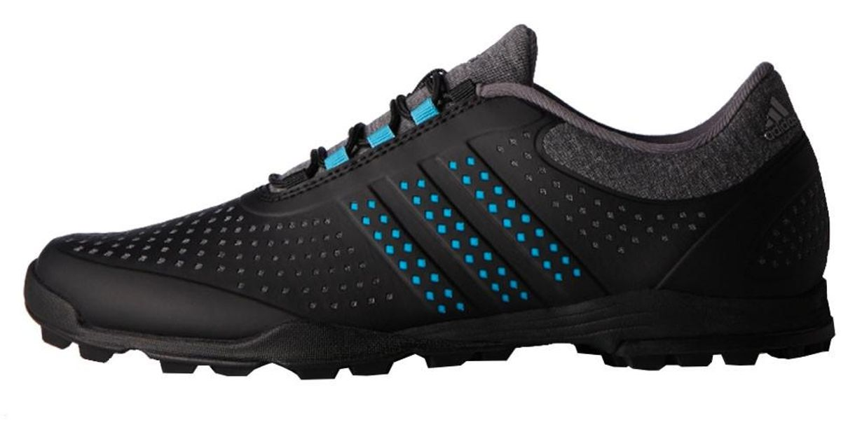 detailed look f376a 1b144 Lyst - adidas Adipure Sport Spikeless Golf Shoes 2017 Womens in Blue