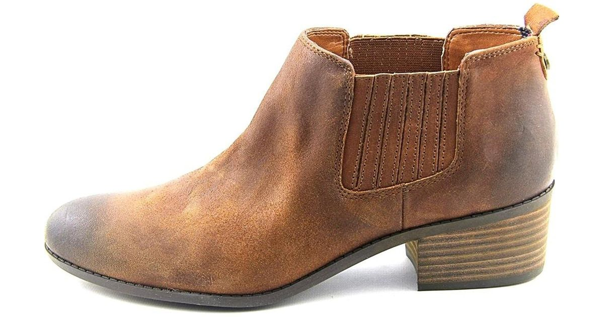 6d1c8645d49cde Lyst - Tommy Hilfiger Ripley Boot in Brown