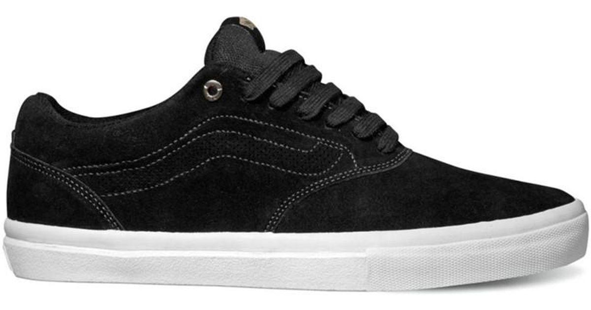 207208ccfdeb Lyst - Vans Euclid Otw Sneakers 6.5 in Black for Men
