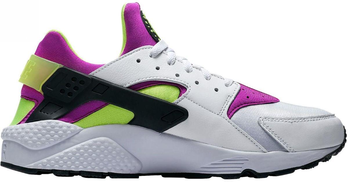new product 08ed5 1bbaf Nike - White Men's Air Huarache Run '91 Qs Running Shoe for Men - Lyst