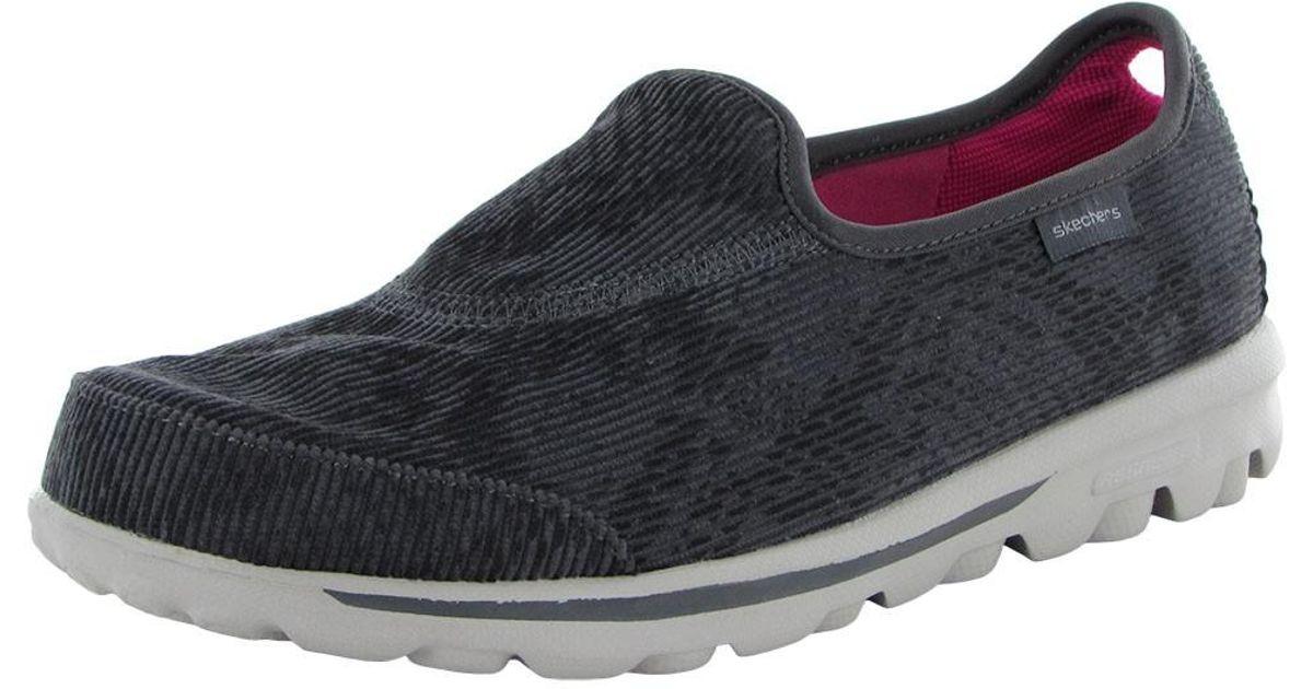 Lyst Skechers Damenschuhe Go Walk Zen 13761 On Slip On 13761 Schuhe Save c3c1f5