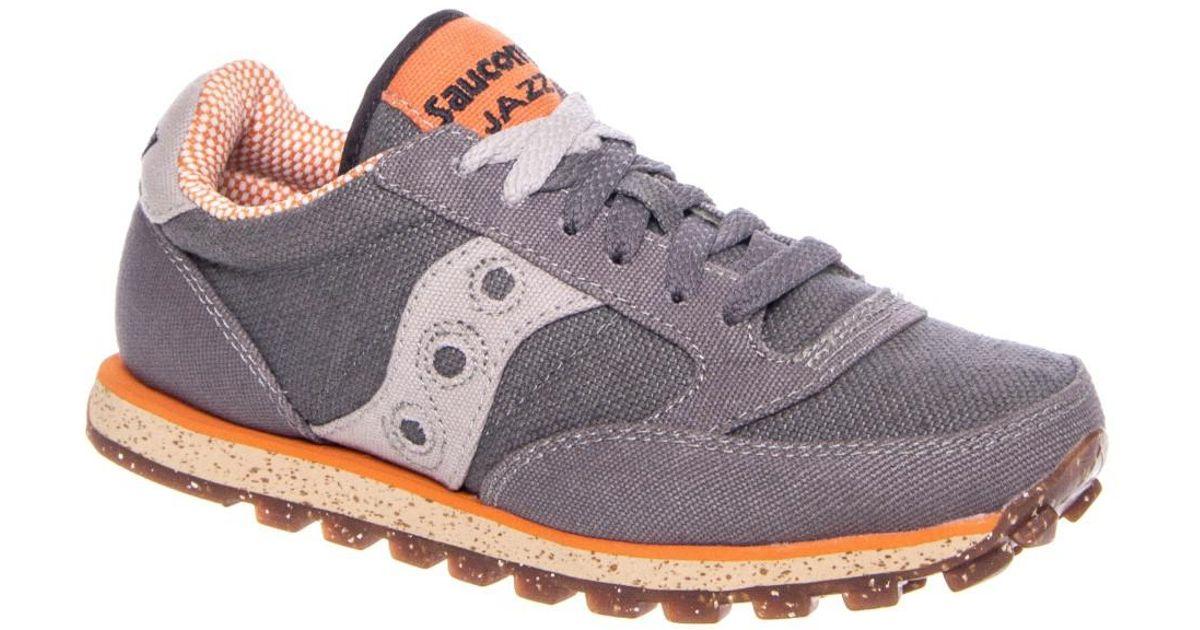 best service 69186 06188 Saucony - Multicolor Jazz Low Pro Vegan Sneaker - Lyst