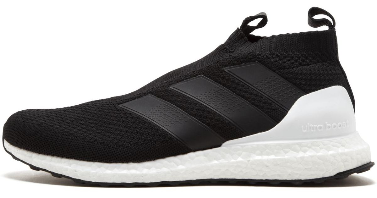Lyst - adidas A 16+ Purecontrol Ultraboost Shoes in Black for Men 86f3db979a42