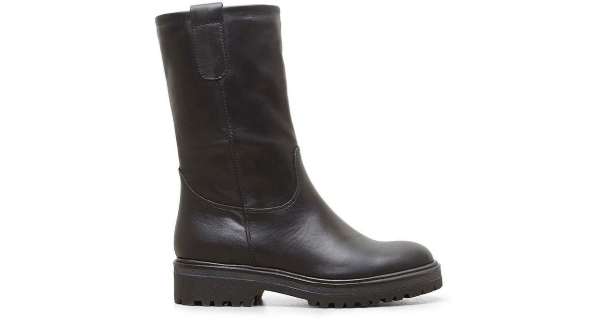 Oliano Tall Leather Boot Kenneth Cole Cheap Sale Latest NVVcz9