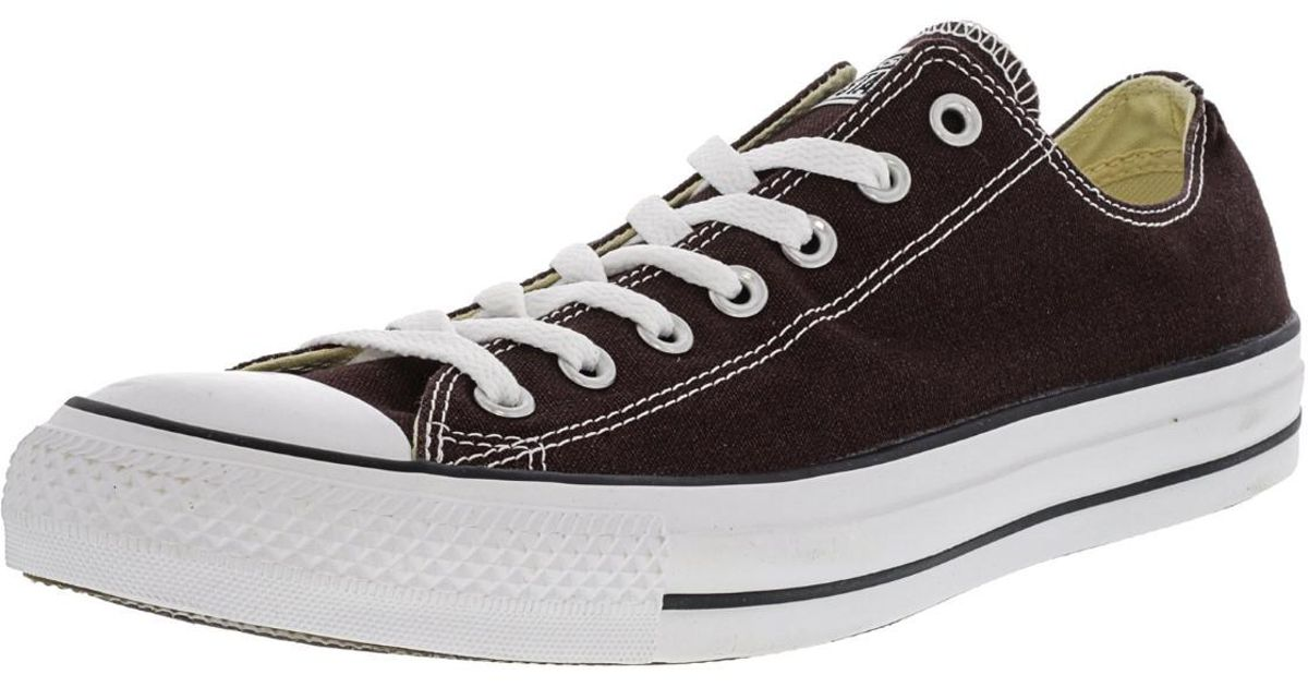 913011abee70 Lyst - Converse Chuck Taylor All Star Seasonal Ox Ankle-high Fashion Sneaker  - 12m   10m for Men