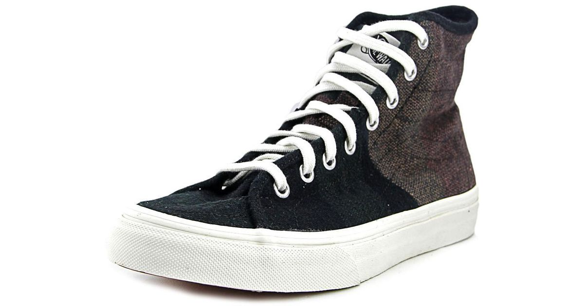 bc7d34be5e Lyst - Vans Sk8-hi Decon Spt Sneakers Shoes in Black