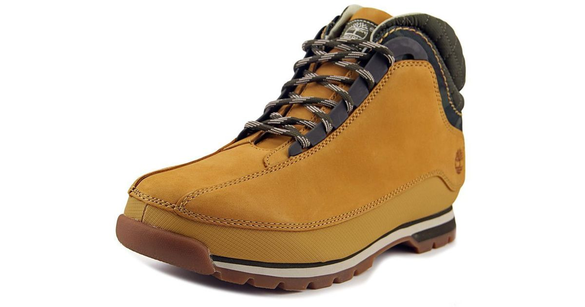 fee371fff390 Lyst - Timberland Euro Dub Men Us 12 Tan Boot in Brown for Men