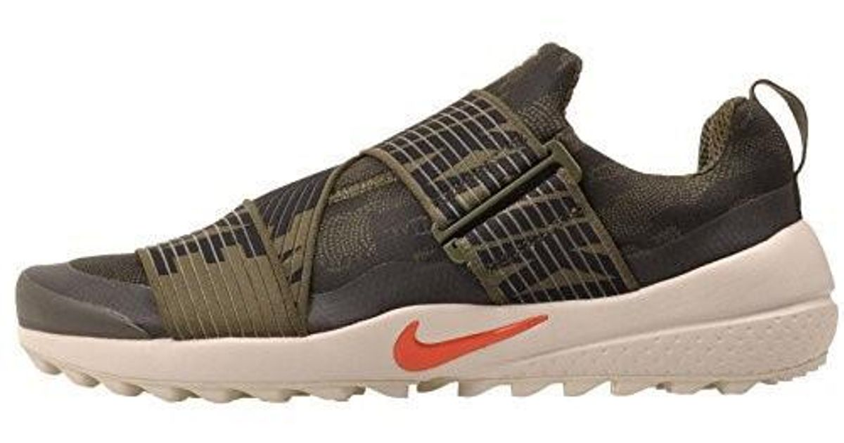 bef920acf434 Lyst - Nike Air Zoom Gimme Spikeless Golf Shoes 2017 Cargo Khaki black  Light Bone Max Orange Medium 8 in Green for Men