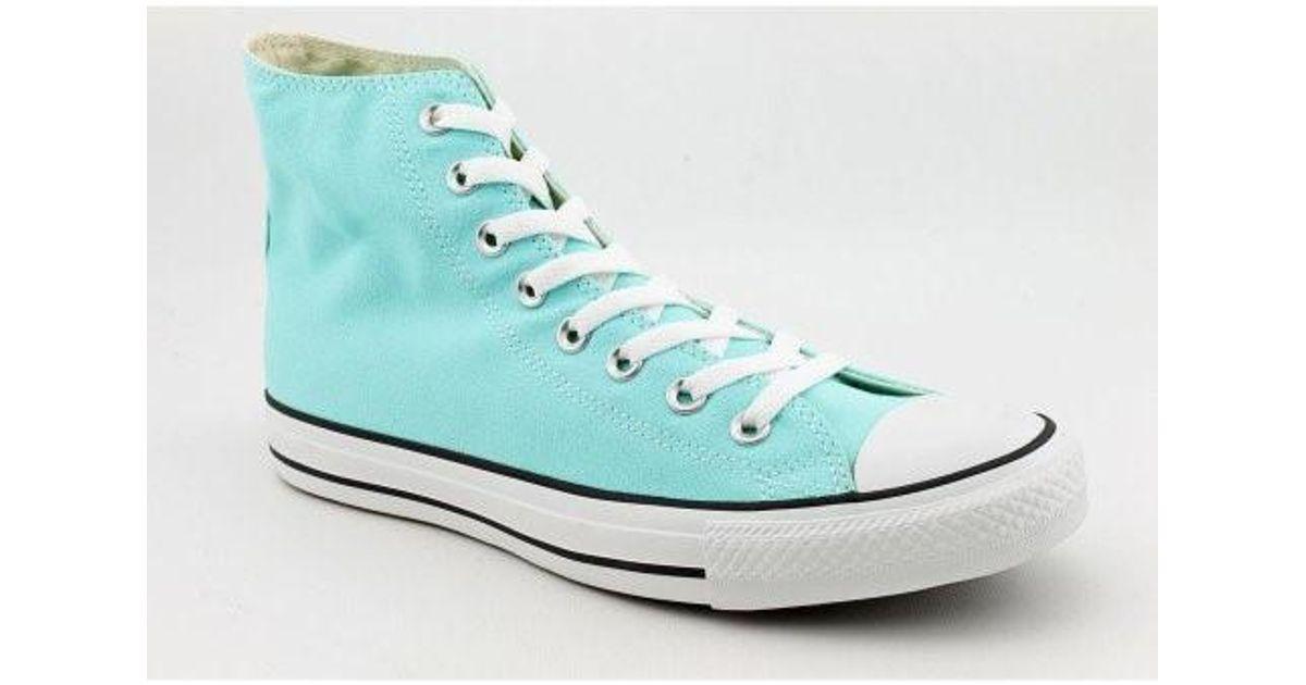 0b2b6a5211a65d Lyst - Converse Unisex Shoes Ct Hi Beach Glass. Size 10 Us Men in Blue for  Men