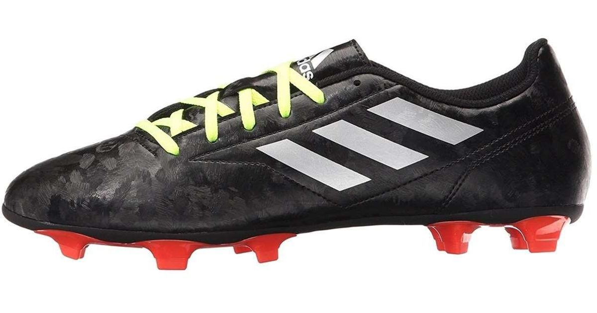 wholesale dealer 86927 60865 Lyst - Adidas Conquisto Ii Fg Soccer Shoes - 8 in Black for