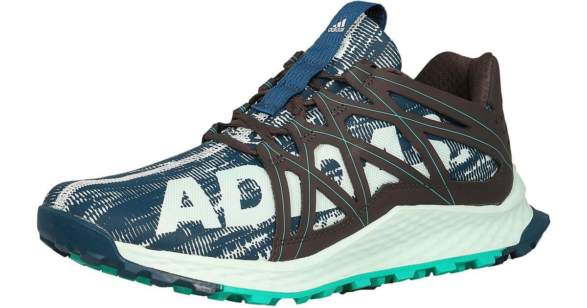 9accc52d6316e Lyst - adidas Originals Vigor Bounce Women Us 11 Green Running Shoe in Blue