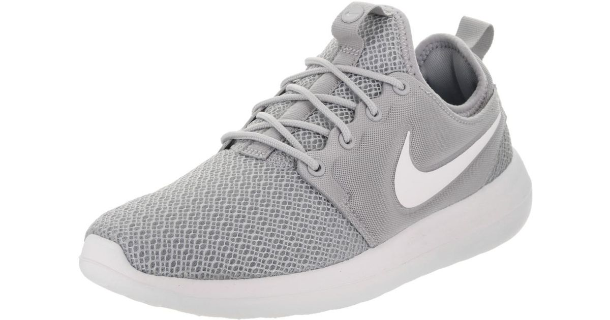 c7bea862df76f Lyst - Nike Roshe Two Wolf Grey white wolf Grey Running Shoe 9 Women Us in  Gray