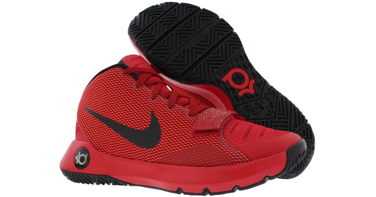 a1eec910d10a Lyst - Nike Kd Trey 5 3 Basketball Shoes Size 8 in Red for Men