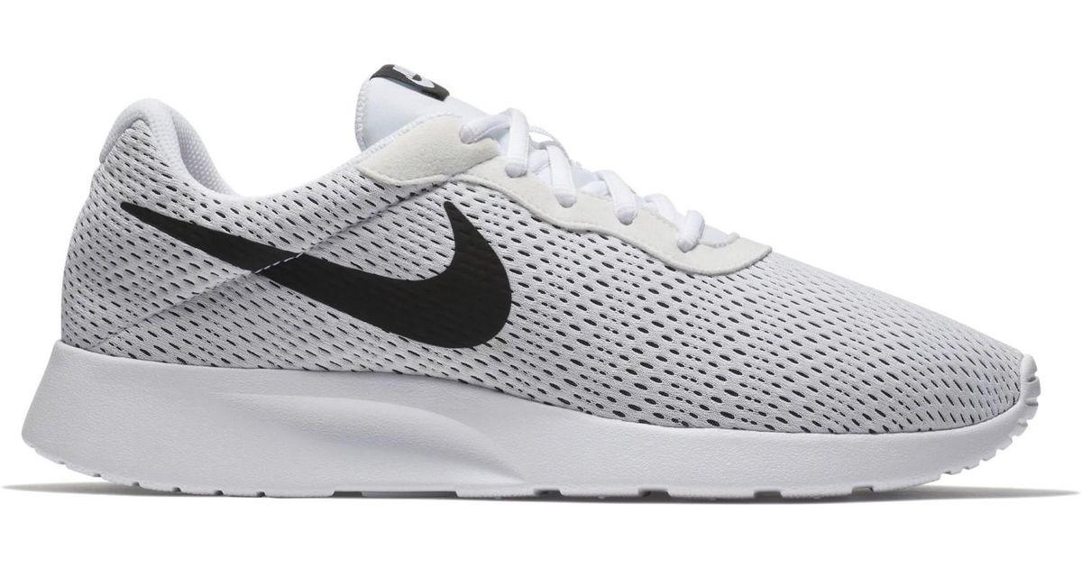 Shoe Lyst In Whiteblack Running 11 Tanjun Us Nike Men Se White w1q4XT1