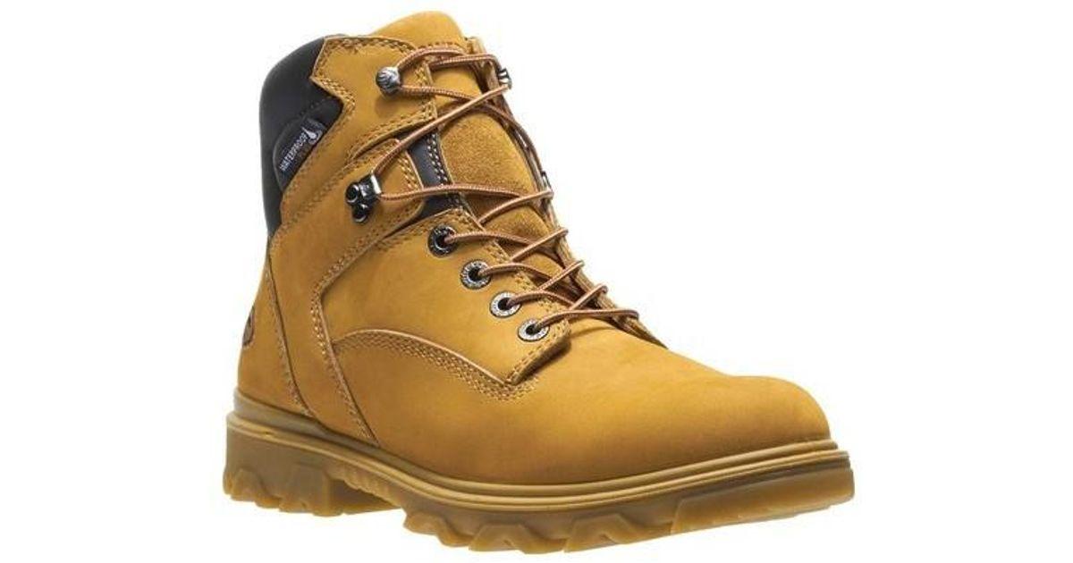 3d93d9d14c5 Wolverine - Multicolor I-90 Mid Soft Toe Work Boot for Men - Lyst