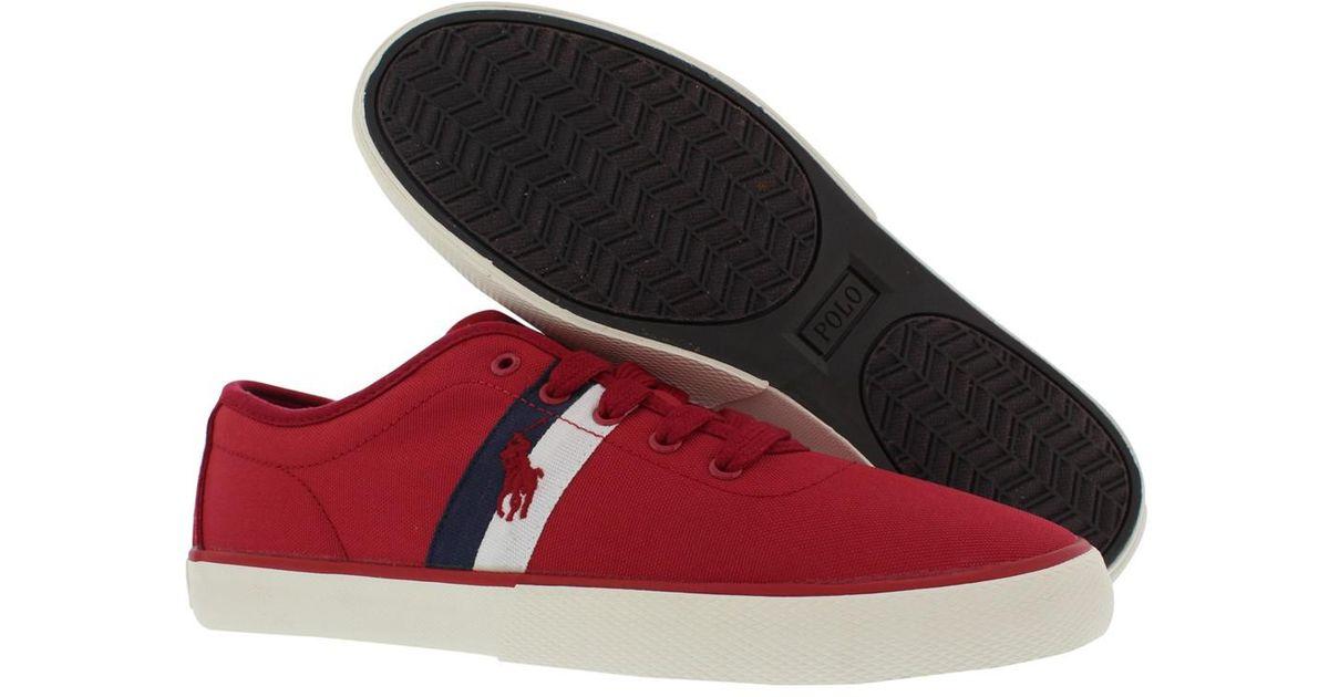 wyprzedaż w sprzedaży urzędnik podgląd Polo Ralph Lauren - Red Halford Shoes Size 7.5 for Men - Lyst