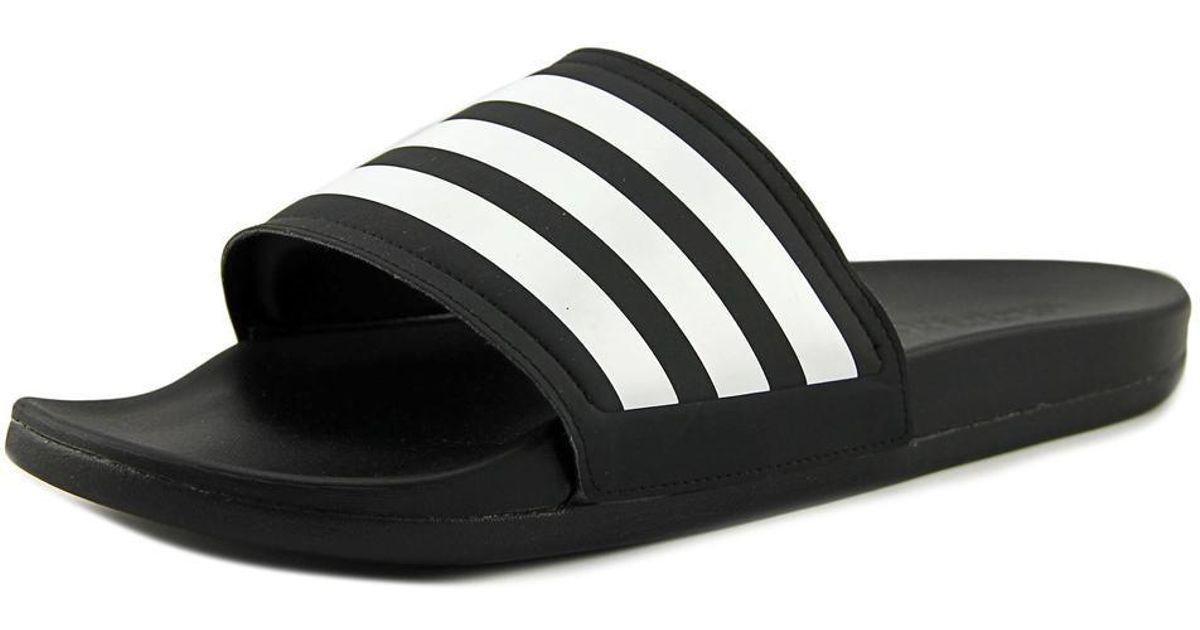 ec083ed2606e Lyst - adidas Ultra Slides Sandals in Black for Men