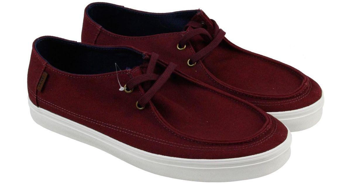 in Vans Sf Rata Royale Lyst Casual Vulc Shoes Mens Port Dress Boat PdxqtqA5w c6013939f