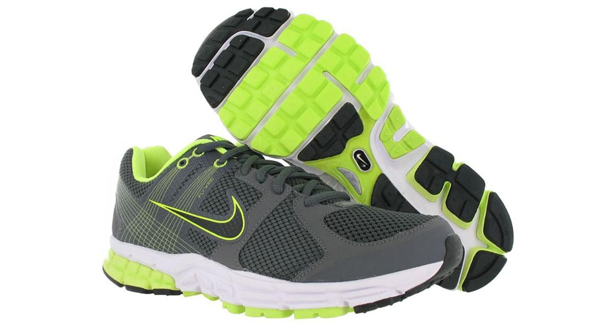 size 40 ed875 bc945 nike-Dark-GreyBlackVolt-Air-Zoom-Structure-Triax-15-Running-Shoes.jpeg