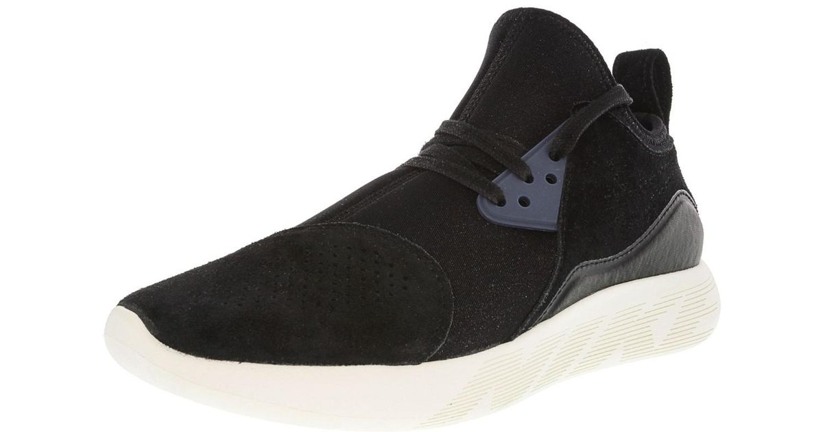 new style 0d33d d34e1 Lyst - Nike Lunarcharge Premium Black   Sail Thunder Blue Mid-top Running  Shoe - 7.5m in Black for Men