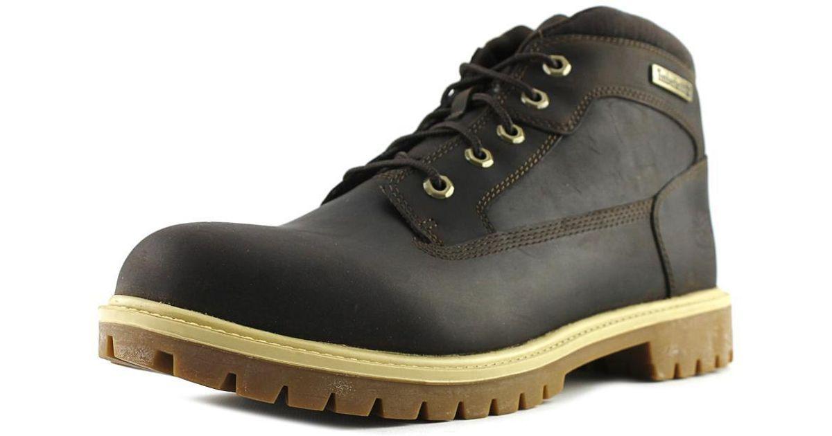 bd3ba35b7c9a Lyst - Timberland Earthkeepers Nmrkt Men Us 8.5 Brown Work Boot in Brown  for Men
