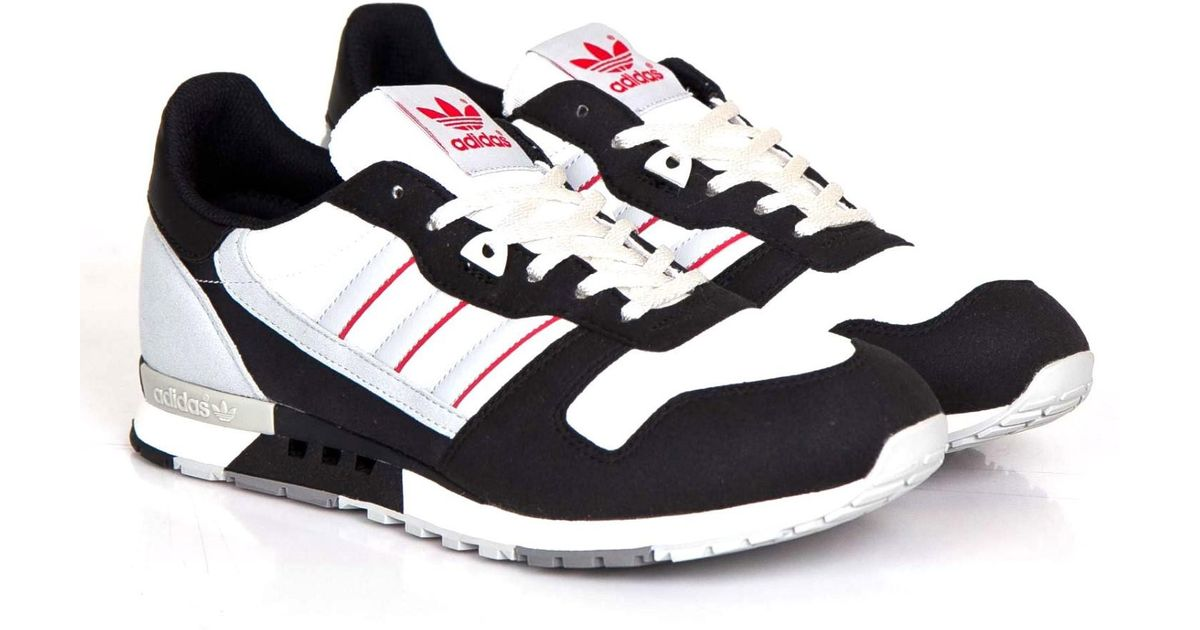 0262ba042eb6 Lyst - Adidas Originals Zx550-og Red white black B35600 (size 11.5) in  Black for Men