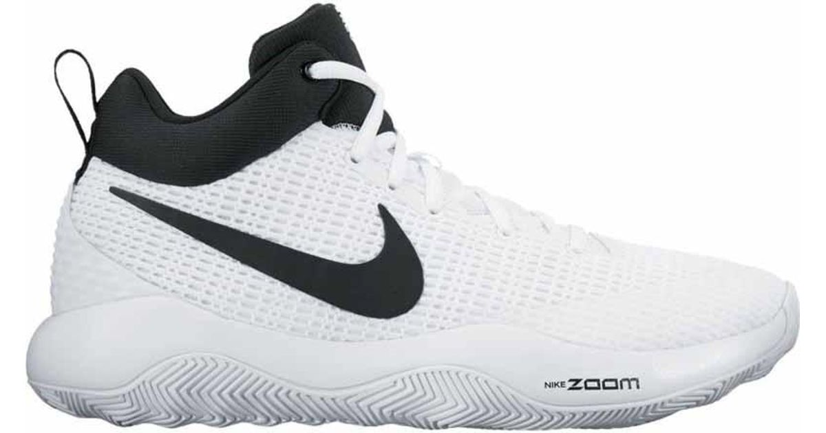 c115d673cd7b Lyst - Nike Zoom Rev Tb in White for Men