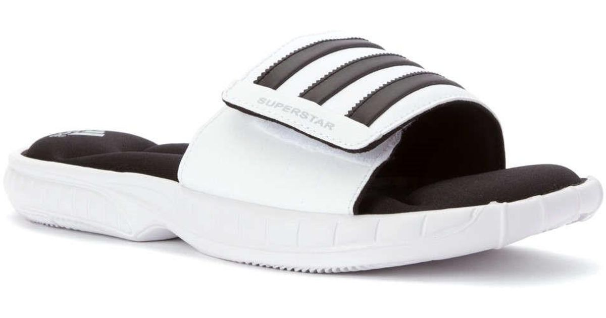 d682eb0050d4 Superstar 3g Slide Sandal Men For Adidas Sandals Lyst lJcK1F