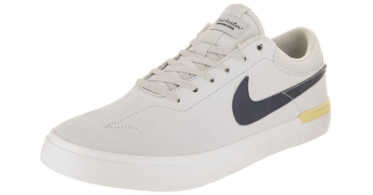 482488d25ebd Lyst - Nike Sb Koston Hypervulc Skate Shoe 8 Us in Blue for Men
