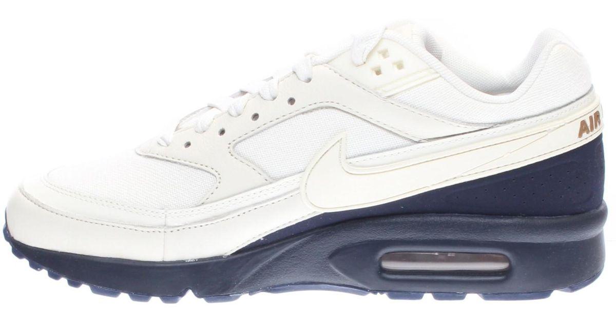 Navy Shoes Bw Mens Max Premium Running Air Sailmidnight Lyst Nike wgqz0avF